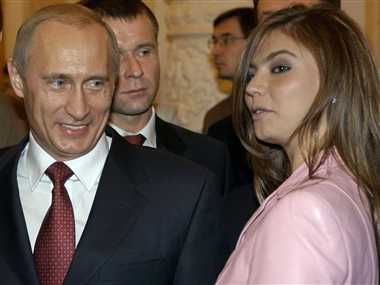 Putin Says, He Is In Love