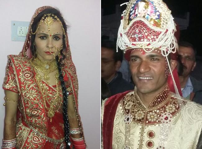 ओलंपियन नितेंद्र ने दीप्ती से किया विवाह, देखें तस्वीरें