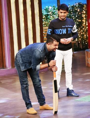 photos: ipl खत्म, तो कपिल के शो में क्रिकेटर्स ने मचाया धमाल