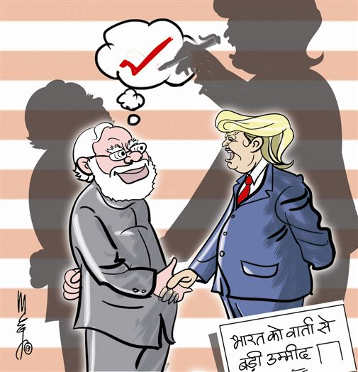 भारत को वार्ता से उम्मीद