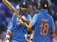 Virat Kohli Shikhar Dhawan and Ishant Sharma sizzle in Canberra ODI