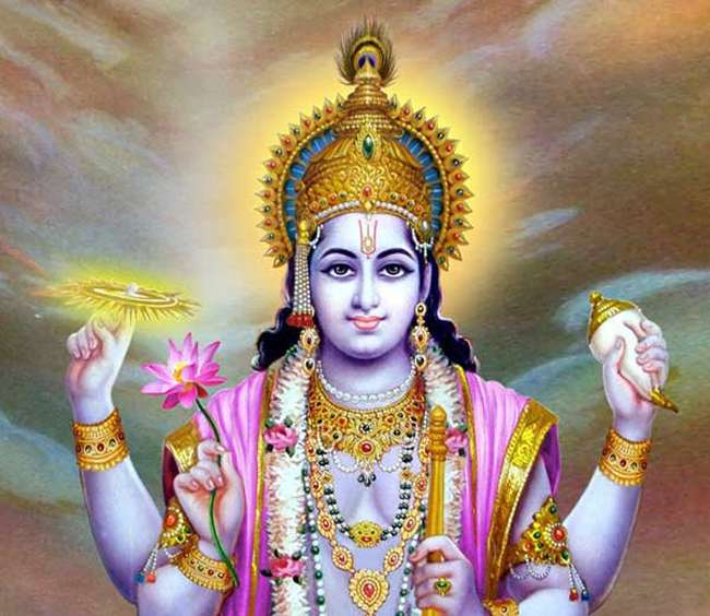 Vijaya Ekadashi fasting person to the good fruits of growth and would destroy inauspiciousness