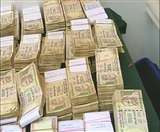 हैदराबाद में 1 करोड़ 35 लाख के पुराने नोटों के साथ 3 गिरफ्तार