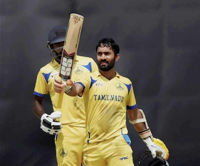 Dinesh Karthik ton helps TamilNadu to win Vijay Hazare Trophy