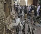 उत्तर पश्चिमी पाकिस्तान में ग्रेनेड हमले में 15 लोग घायल