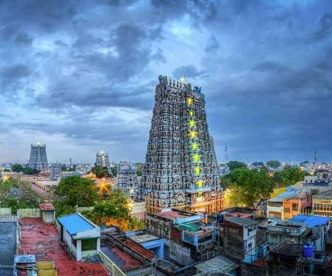 इसलिए अनूठा है मदुरै का मीनाक्षी मंदिर