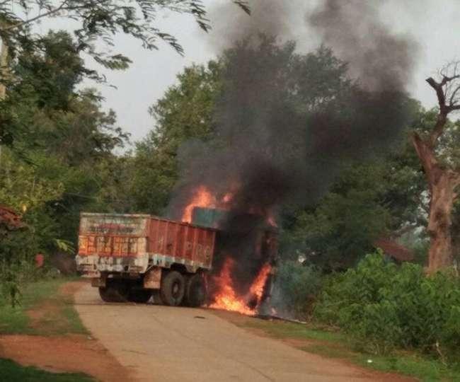 छत्तसीगढ़: ट्रक से कुचलकर महिला की मौत