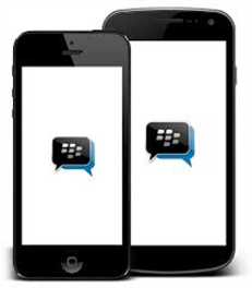BBM service for android and ios