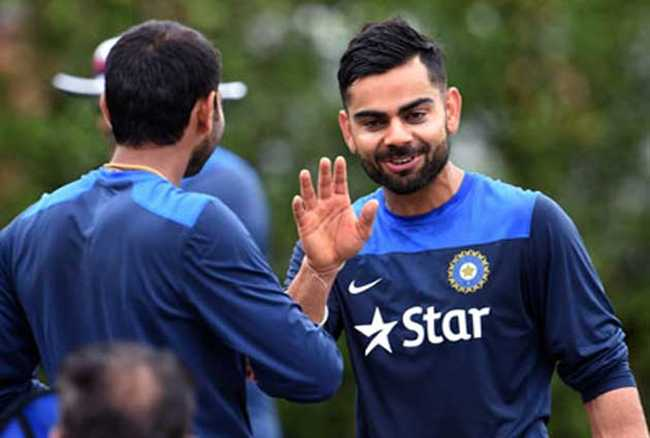 Virat Kohli announces his strategy of five bowlers