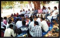 भाजपा की बैठक में कई मुद्दों पर चर्चा