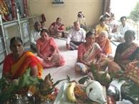 शिव-उमा विवाह का प्रसंग सुन झूमे श्रोता