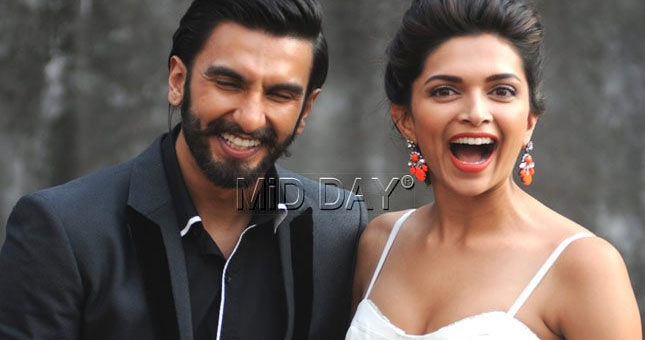 Deepika Padukone and Ranveer Singh get married!