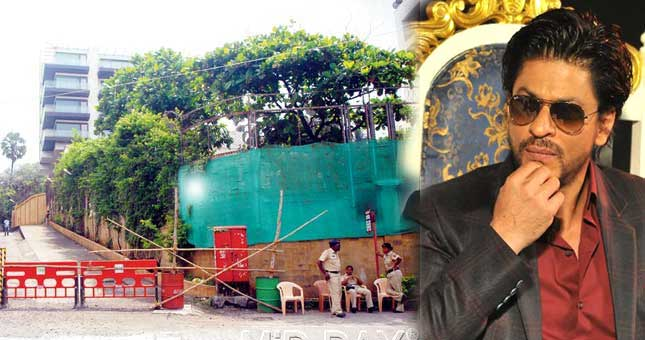 BMC to conduct inquiry into closed road next to SRK's bungalow