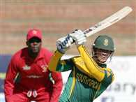 South Africa win second ODI against Zimbabwe, de Kock makes record