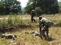 Two Maoist killed in encounter, arms recovered