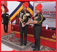 सैन्य सम्मेलन में गूंजा 'सर्वत्र-विजय' का उद्घोष