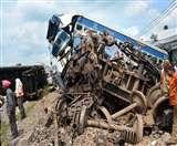 ट्रेन के पटरी से उतरने से बढ़ रहीं मौतें