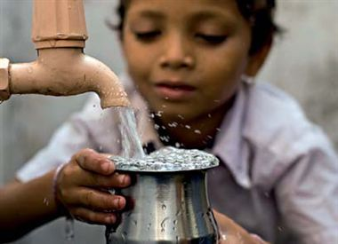 now drinking water becomes costly