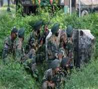 Four militants killed in gunbattle with security forces