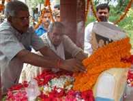 celebrated birthday of freedom fighter Rambali Mishra
