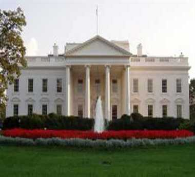 White House partially evacuated after man jumps fence