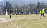 चंड़ीगढ़ ने दून स्टार को हराया
