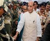 डोकलाम हल के बाद पहली बार सीमा पर होंगे राजनाथ सिंह
