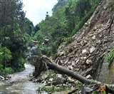 सिक्किम में भूस्खलन से छह लोगों की मौत