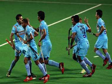 India win johor cup tournament