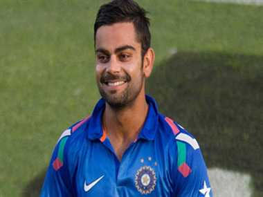 Kohli claims 2nd spot, Bhuvneshwar breaks into top-10