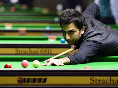 Advani and Vidya start with wins in World Snooker Championship
