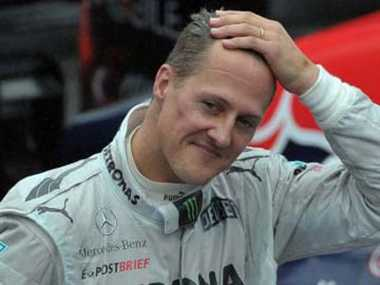 Micheal Schumacher struggling with memory and speech says Streiff