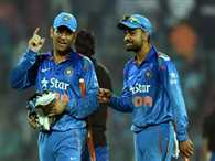 Team India maintain top ranking in ODI while Virat at second spot