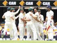 Australia vs India 2nd test match 4th day