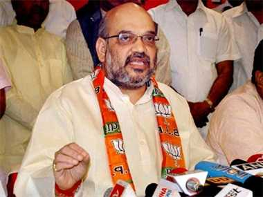 BJP against forcible conversions, says Amit Shah