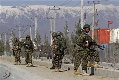 Afghan army operations kill 141 militants