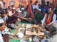 Sangh Parivar arrenges marriage after gharwapsi