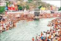 Ardh kumbh 55 million proposal to infrastructure