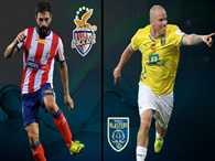 ISL: Final between Atletico de Calcutta and Kerala Blasters