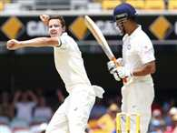 Team India consecutive losing rapid wickets in last nine innings