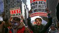 NY police officer suspended after new video shows brutality