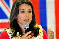 America is not in a position to fix all evi: gabbard