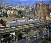 जयपुर में सरपट दौड़ी मेट्रो ट्रेन