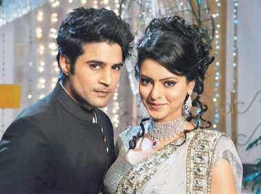 Rajeev Khandelwal and Aamna Shariff share the small screen after a gap of eight years