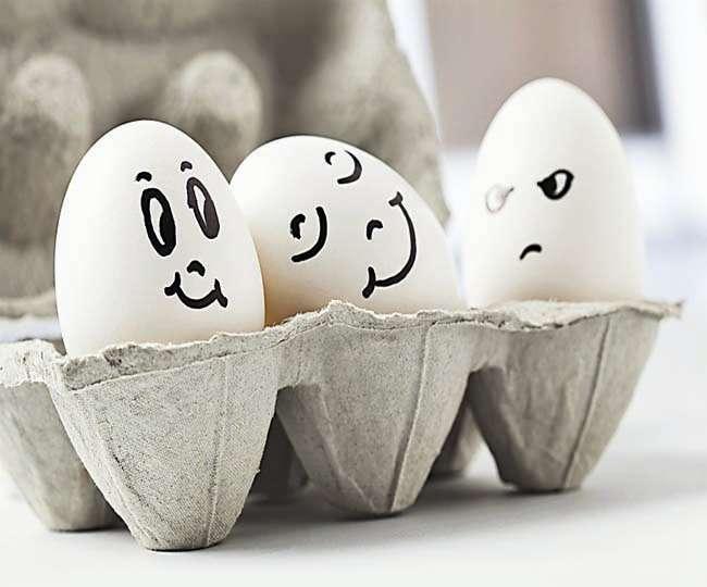 Dont keep egg in Fridge
