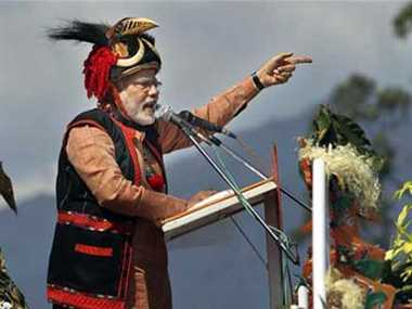 China objects to Modi's visit to Arunachal Pradesh