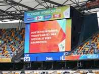 Australia Bangladesh match abandoned due to rain
