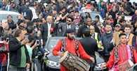 Abhishek Bachchan supports to Kith vaz