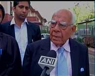 I dont think that the Finance Minister is serious about getting black money back to the country: Ram Jethmalani