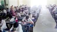340 ने दी बीटीसी प्रथम सेमेस्टर की परीक्षा